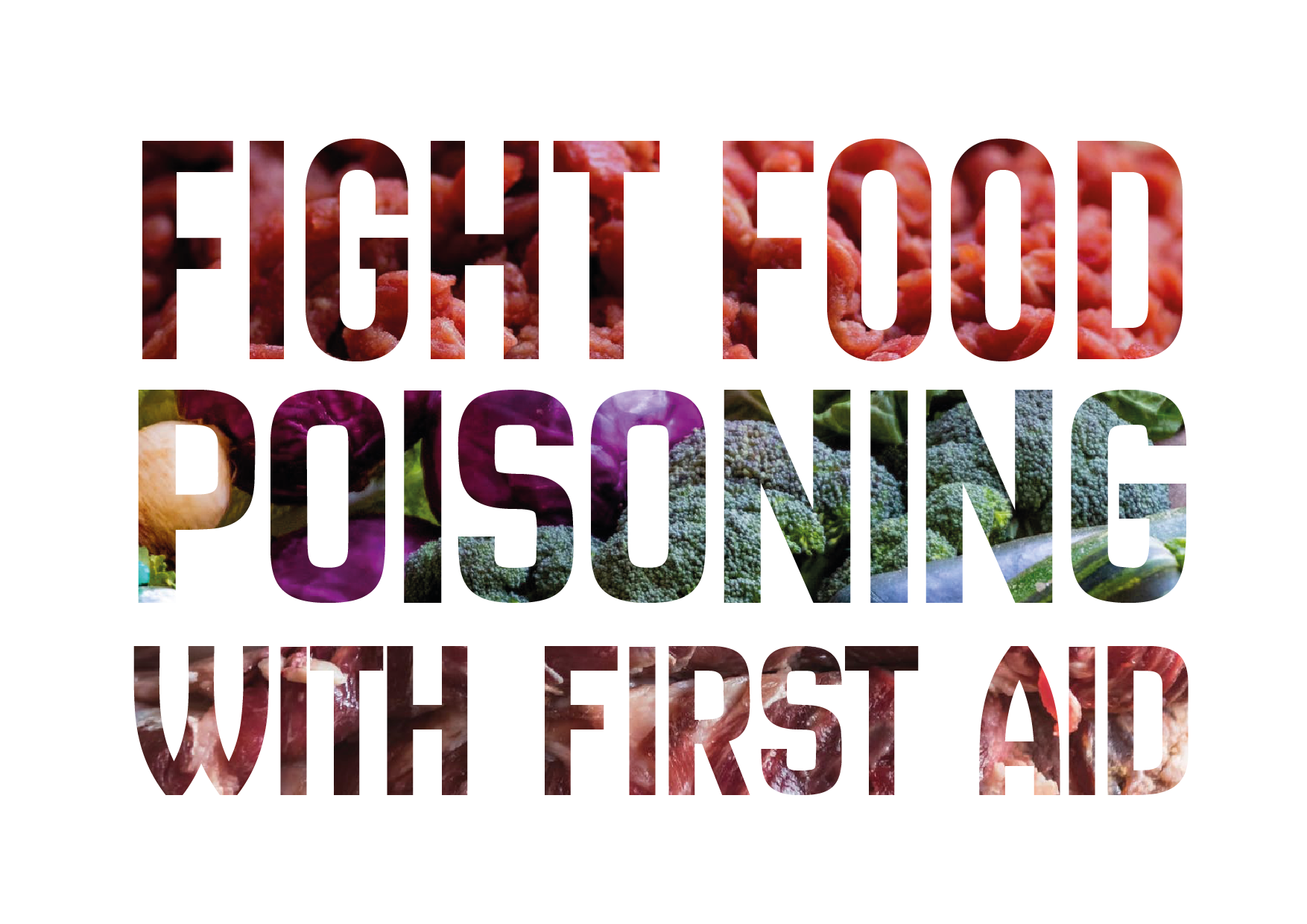 Fight Food Poisoning with First Aid