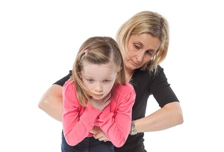 How to stop a child or infant from choking