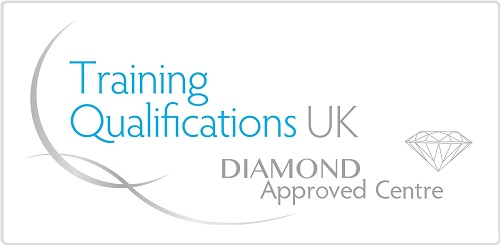 Approved Centre Logo Diamond